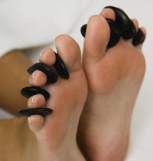 hotstone voetmassage pedicure